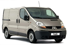 Transit Panel Van - short, medium or long wheelbase